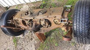 Hotrod rear series 3 jag Burnie Burnie Area Preview