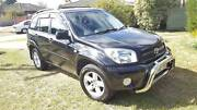 2005 Toyota RAV4 ACA23R Cruiser 4WD 4 Speed Automatic Wagon Grovedale Geelong City Preview