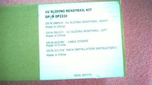 DELL 1U Sliding ReadyRail Kit P223J / 0P223J