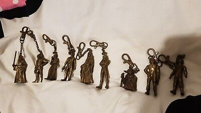 Star Wars Keyring Figures 1997 Sold Individually or a offer for the bundle