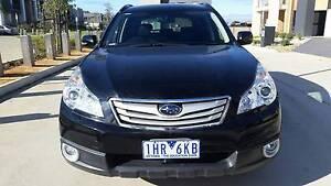 2011 SUBARU OUTBACK  80,000KMS RWC+REG WARRANTY! Coburg North Moreland Area Preview