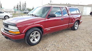 *** CHEVROLET S10 STEP SIDE ** ONLY 168KM** FULLY INSPECTED **