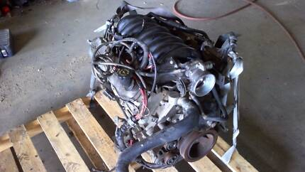 SELLING GEN 3 LS1 V8 ENGINE SUIT PARTS OR RECO  (STOCK CLEARANCE)