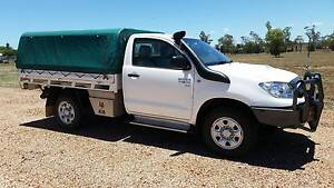 2009 Toyota Hilux Ute Dulacca Dalby Area Preview