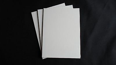 3-PACK CANVAS PANELS ~ 4 X 5 BOARDS ~ FREE SHIPPING! (Canvas Boards)