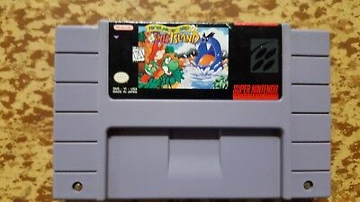 Super Mario World 2: Yoshi's Island (Super Nintendo Entertainment System) Tested