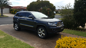 Grand Cherokee Overland Jeep Armidale Armidale City Preview