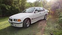RWC and REGO!! 1993 BMW 318i Eudlo Maroochydore Area Preview