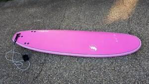 Surfboard - Bom Bora Softboard (As New)