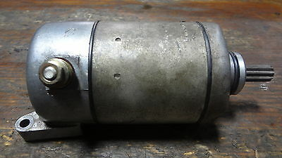 1995 YAMAHA FZR600 FZR 600 YM271 ENGINE STARTER MOTOR *TESTED WORKING*
