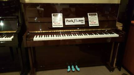 Beale UP118 in MOVING SALE @ PARK PIANOS
