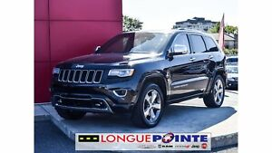 2016 Jeep Grand Cherokee Overland DIESEL - TOIT PANORAMIQUE - GP