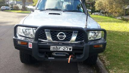 2005 Nissan Patrol, 3.0 Lt TD, URGENT SALE, low Kms, Many Extras Allambie Heights Manly Area Preview