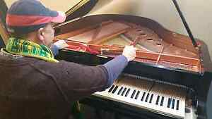 PIANO TUNER YAMAHA ACREDITED PHONE   Regents Park Auburn Area Preview