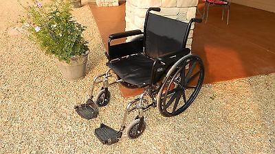Invacare light weight wheelchair - 9000 Sl Lightweight Wheelchair