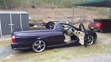 Custom 2004 VY SS Ute. Tamborine Ipswich South Preview