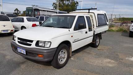 2000 Holden Rodeo SpaceCab LX 4x4 Dual Fuel Hamilton Hill Cockburn Area Preview