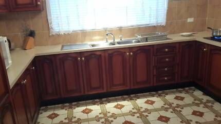 COMPLETE TIMBER KITCHEN & APPLIANCES FOR SALE Bexley Rockdale Area Preview