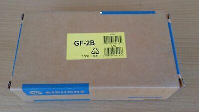 New Aiphone GF-2B  Two-Module Backbox  For Multi-Tenant Entry Systems GF/GH/GT