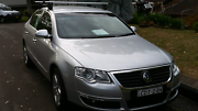 2007 volkswagon passat sedan 6 cylinder 4motion Lisarow Gosford Area Preview