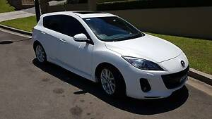 2012 Mazda Mazda3 Hatchback Padstow Bankstown Area Preview