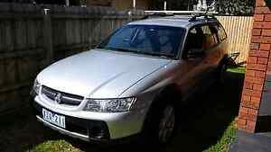 2006 Holden Adventra SX6 for sale Rosebud West Mornington Peninsula Preview
