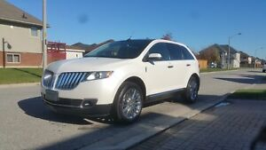 2012 Lincoln MKX. Loaded,Nav, Leather, Pan roof