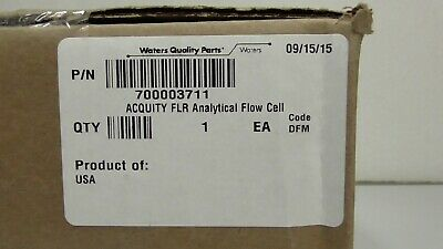 New Waters Acquity Flr Analytical Flow Cell Part 700003711 For Waters 2475 Flr