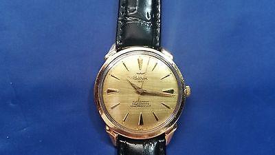 Vintage Waltham 100 Autochron Men's Watch 10K Gold Filled