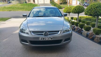 IMMACULATE CONDITION Honda Accord 2005 VTEC!! Wetherill Park Fairfield Area Preview