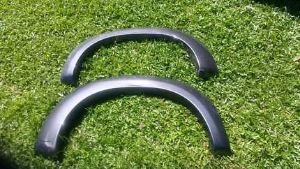 2 × TOYOTA HILUX REAR WHEEL ARCH FLARES