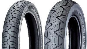 Kenda Kruz K673 120/90-17 & 170/80-15 Tire Set 97-03 Honda VT750C/CD Shadow ACE