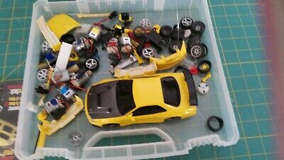 Acura NSX XMODS RC Car + parts and accessories