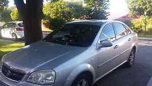 Holden Viva 2006 Claremont Nedlands Area Preview