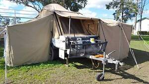 Aussie Swag Campers Quirindi Liverpool Plains Preview