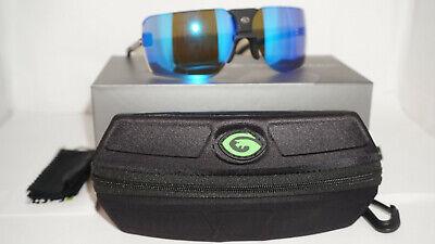 Gargoyles New Sunglasses Arnold Terminator 85's Black Blue Mirror (Terminator Sunglasses)