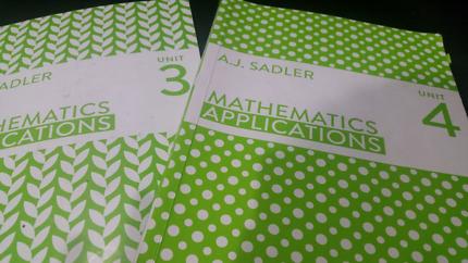 ATAR Maths Applications Book