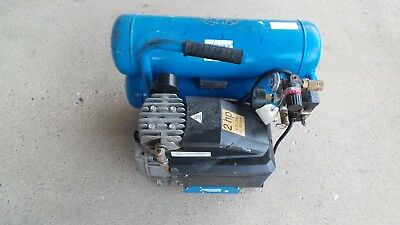 Quincy Air Compressor 2hp 100psi Air Master Series 105605-1 No Loc. Aaa-9