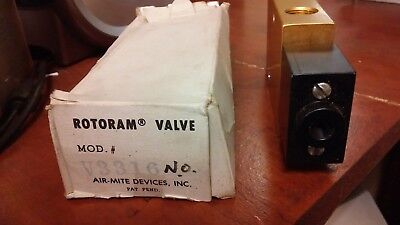Air-mite 3- Way Valve  In V 3316