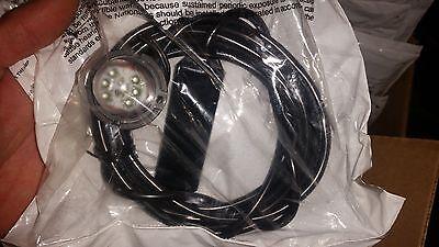 New Pair 2 Rc Whelen Vertex Led Light Vtx609