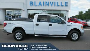 Ford F-150 XLT SuperCrew 4X4, V6 3.5L Ecob, Ens Charge Sup, Rem
