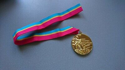 Goldmedaille Gold Olympia Olympische Spiele Medaille Los Angeles LA 1984