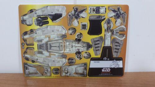Star Wars PocketModel TCG Order 66 - 212th Attack Battalion Republic Gunship 16