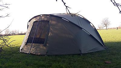 Carpstar Pleasure Dome 1 Man Carp Fishing Bivvy, Day Shelter, With Rear Vents