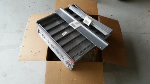 Reznor burner assembly with drawer brackets
