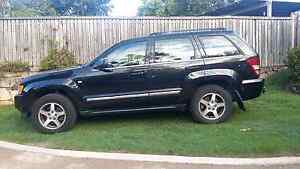 JEEP GRAND CHEROKEE LIMITED 4X4 SUV LUXURY WAGON Rochedale South Brisbane South East Preview