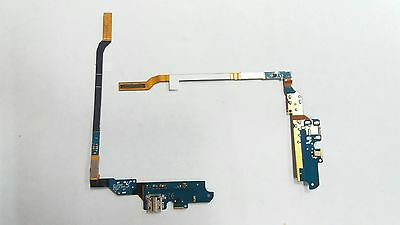 Charging Charching Micro USB Dock port flex Cable Samsung Galaxy S4 I9500