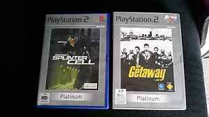 Play station 2 platinum games Edgeworth Lake Macquarie Area Preview