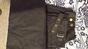 Belstaff wax cotton motorcycle pants Newcastle Newcastle Area Preview