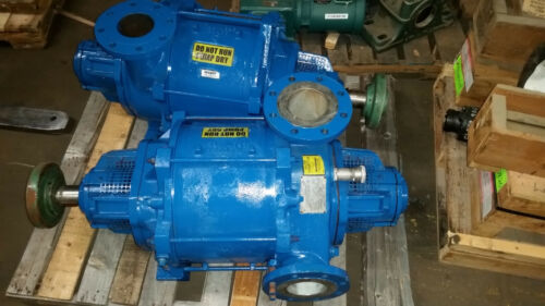 Nash Vacuum Pump XL100/5 SS (2 Available)